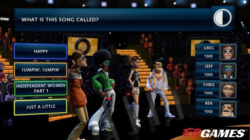 Buzz Quiz TV Bundle Preowned EB Games Australia