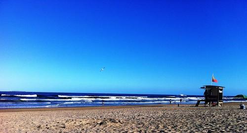 Praia de Punta Del Este, Uruguai (Fonte: Wikimedia)
