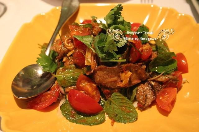 香茅牛小排沙拉-1