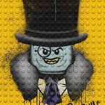 The LEGO Batman Movie Graffiti Posters 09