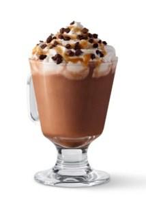 Starbucks Salted Caramel Mocha Crumble