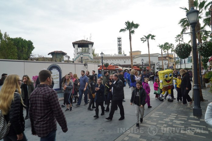 Photo Update: January 7, 2017 - Universal Studios Hollywood