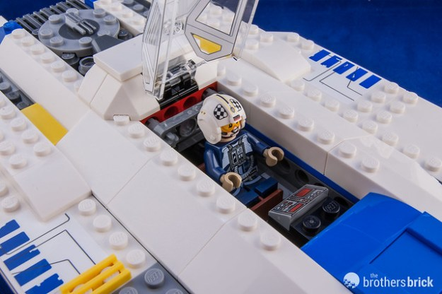 75155 Rebel U-Wing
