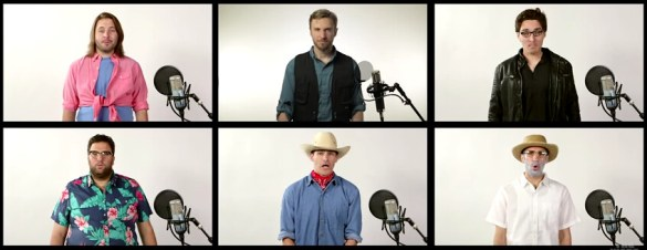 JURASSIC PARK ACAPELLA! (ft. Peter Hollens)