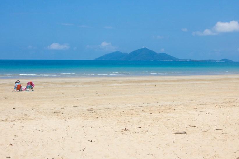 mission beach, Australien