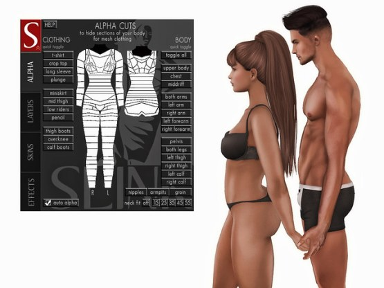 SLink Physique Updates for December 2016
