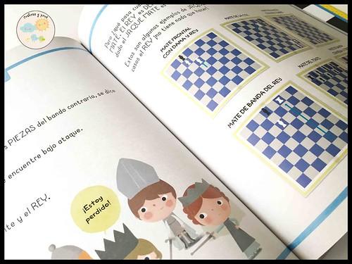 Libro Mi primer ajedrez. Reseña