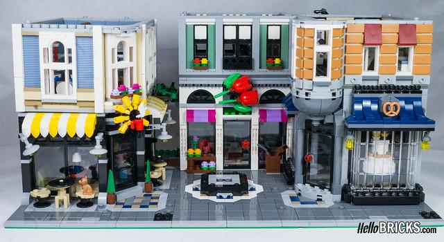 Lego 10255 - Modular Building - Assembly Square