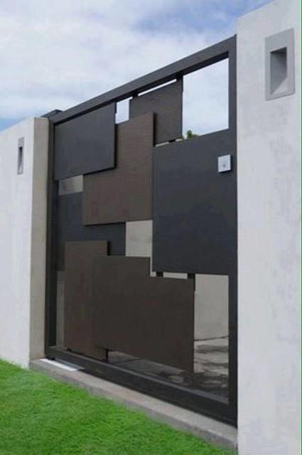 Stunning gate design ideas 5