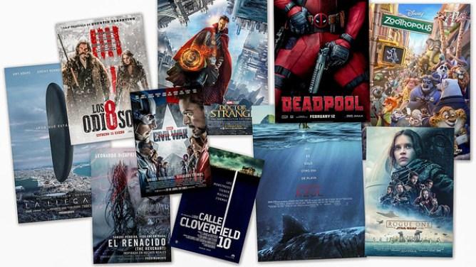 Las 10+1 mejores películas de 2016 en cine