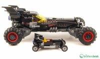 New LEGO Batman Movie Batmobile, Batwing mini-sets ...