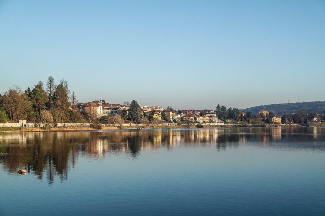 Il Ticino a Sesto Calende