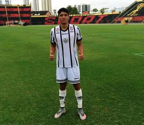 Tem atacante de Curuá na Copa São Paulo de Futebol Júnior, Paulinho Curuá, jogador paraense