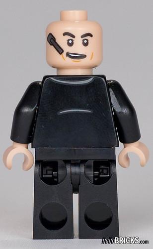 Lego 76077 - Marvel - Iron Man : Detroit Steel Attack
