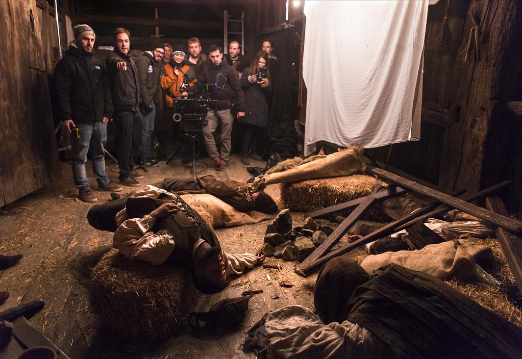 Una de las matanzas en Igartubeiti