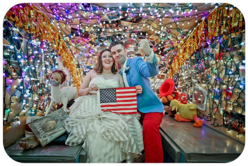 This Fourth Of July Memphis Wedding At Amurica Will Tug Your Patriotic Heart