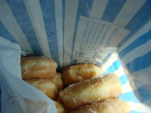 Doughnuts from Duchess Bakery, Cullman AL