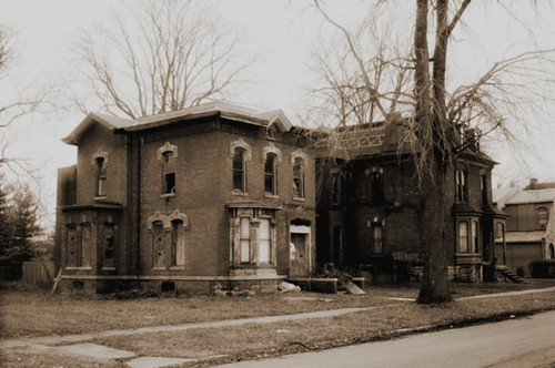 Woodbridge District Detroit