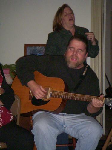 Ann and Merritt Singing