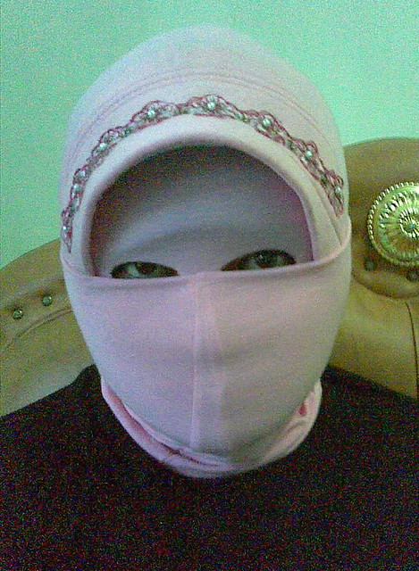 Mask Niqab Flickr