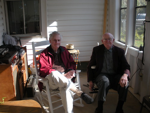 Uncle John and Dad