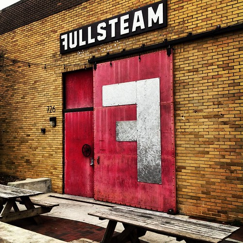 <i>Fullsteam Brewery ~ 726 Rigsbee Ave - Durham, NC</i>