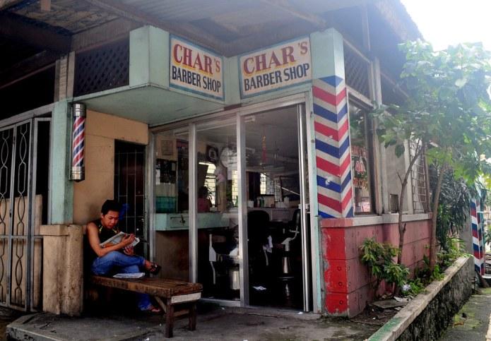 Char's barbershop 1