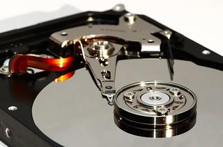 hard drive mechanism