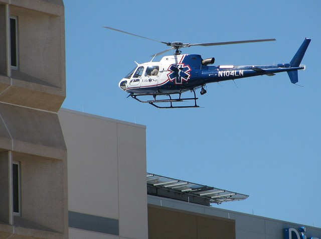 Diamond Children's Medical Center Helipad