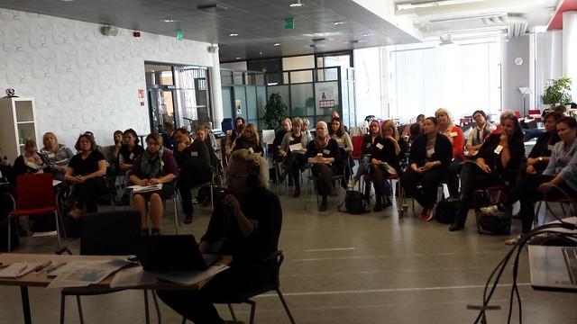 "Training in Helsinki on the ""Best Interest Determination"" for children at risk of exploitation and trafficking"