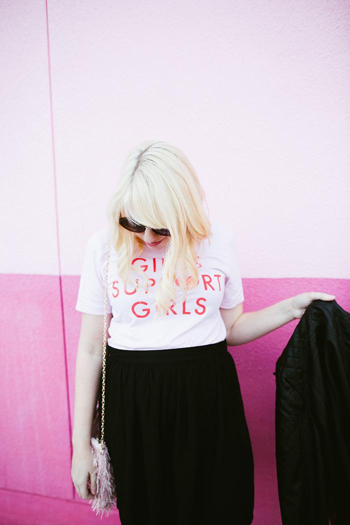 writes like a girl daisy natives girls support girls shirt10