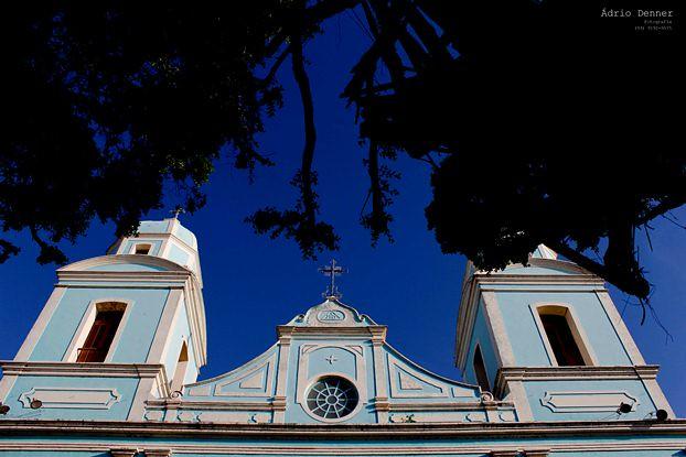 Que não falte fé, foto da Igreja matriz de NS da Conceição