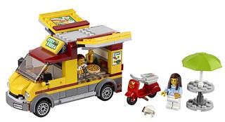 60150 Pizza Van