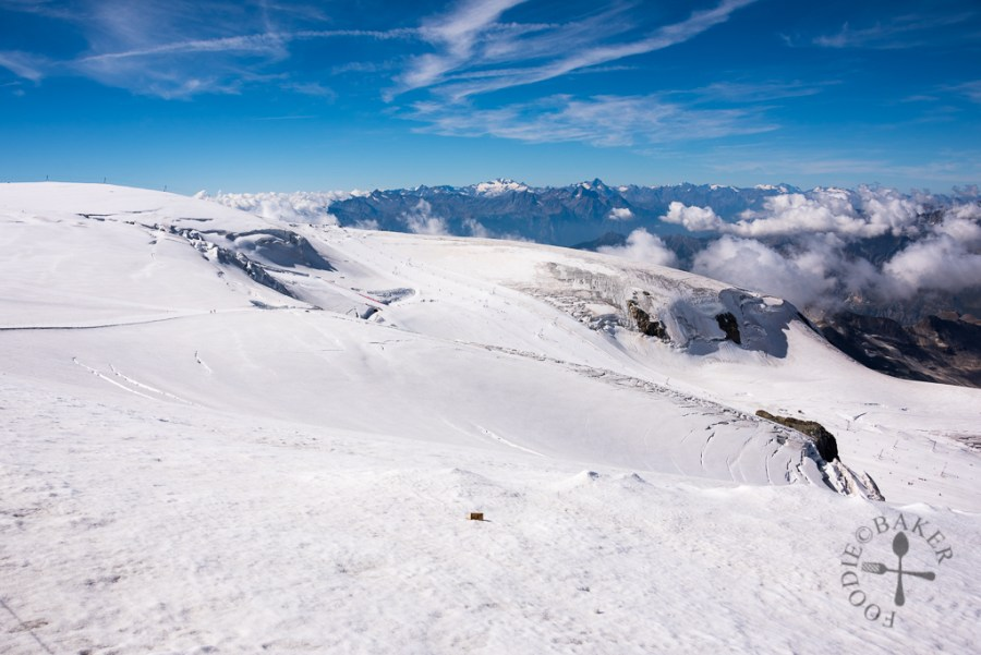Summer ski area