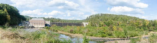 Lake Yonah Dam-007