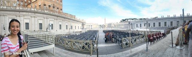 St Peter's Basilica Square