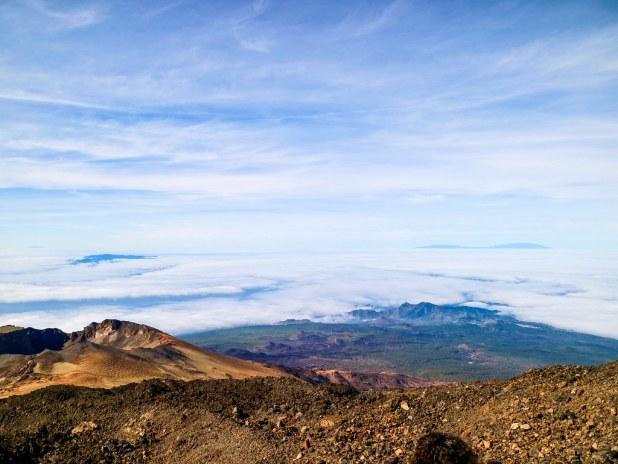 Coladas Volcan Chinyero