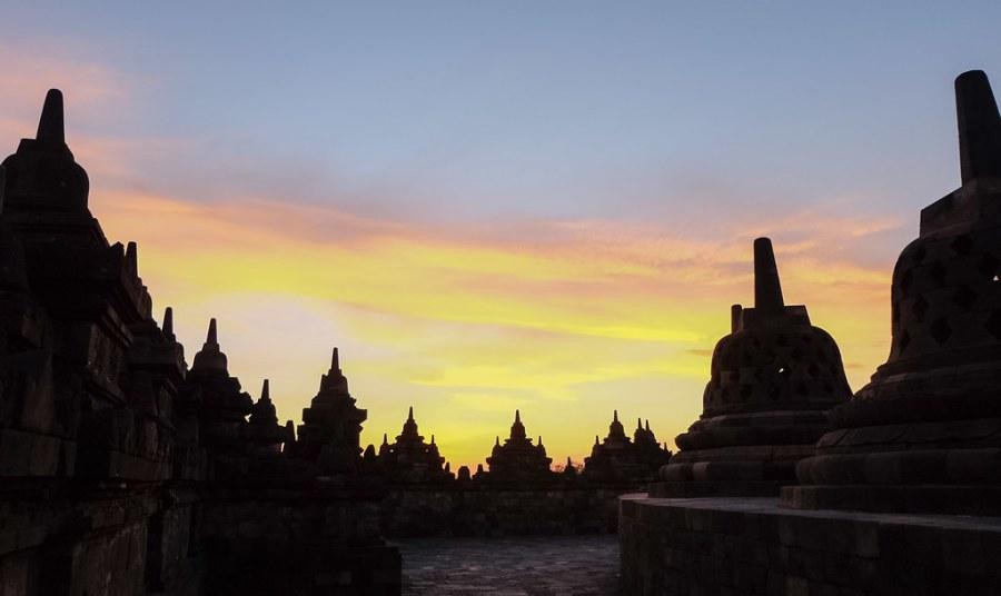 borobudur Yogyakarta Indonesia Sunrise (9 of 35)