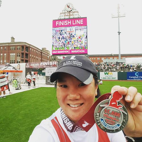 St. Jude Memphis Marathon Weekend 2016