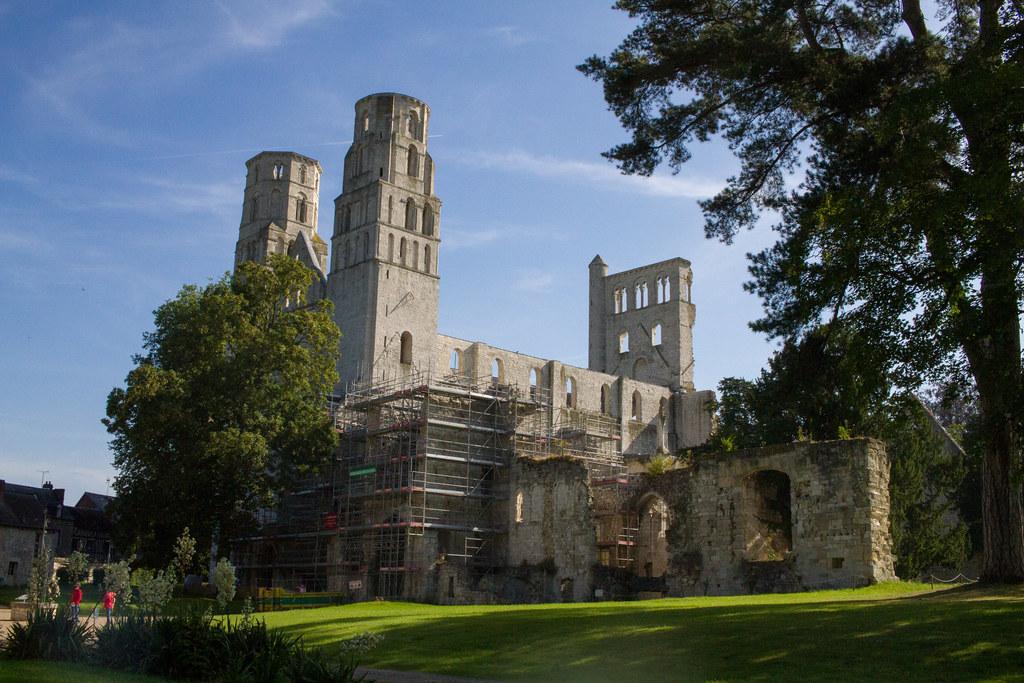 Abbaye de Jumièges 20160715-_MG_7375