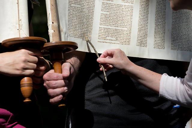 Simchat Torah 5777