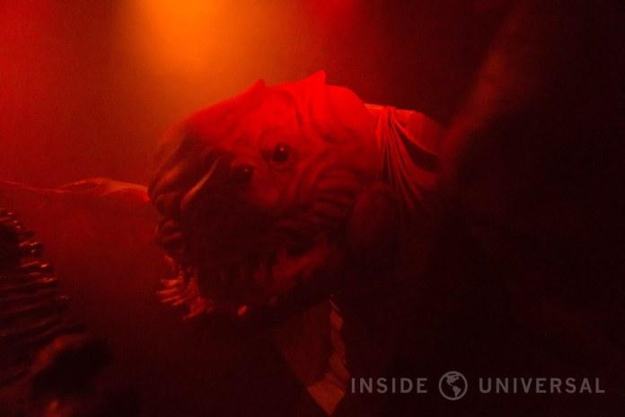Knott's Scary Farm (2016) - Paranormal Inc.