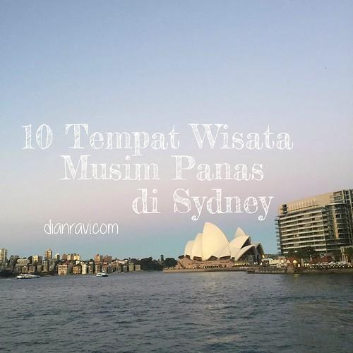 10 tempat Wisata sydney - Dianravi.com