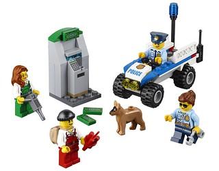 LEGO City Police Starter Set (60136)