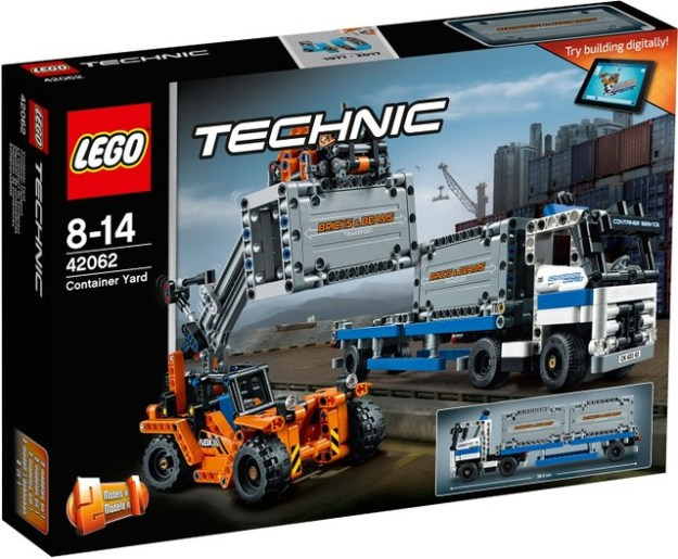 lego technic sets for 2017 include science ship monster. Black Bedroom Furniture Sets. Home Design Ideas