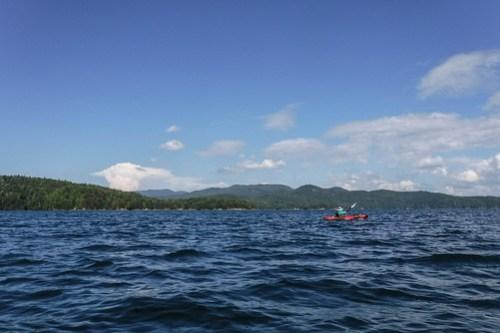Lake Jocassee with Bennie Waddell-91