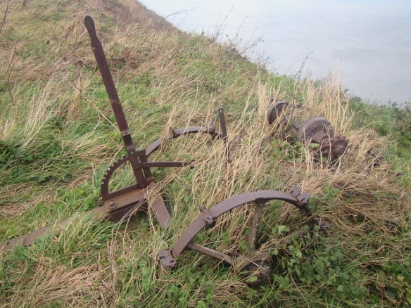 Blackstone No.1 Digger, Port Mulgrave