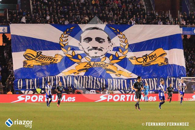 Liga Santander. RC Deportivo - Real Sociedad