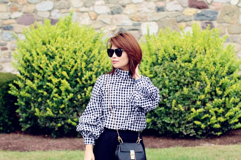 black-buffalo-check-shirt-karen-walker-sunglasses-3