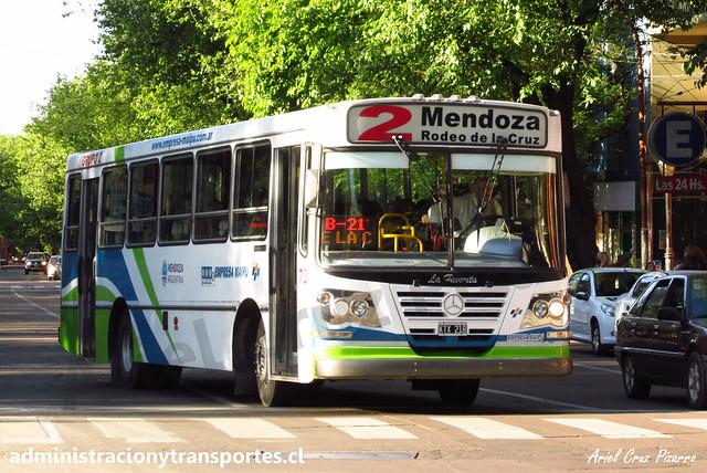 Empresa Maipú (Mendoza) | La Favorita - Mercedes Benz